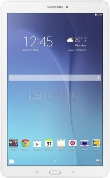 Планшет Samsung Galaxy TAB E 9.6 8Gb 3G White (Android 5.0/SC8830 1300MHz/9.6