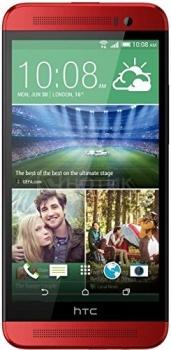 Смартфон HTC One E8 Dual Sim Red (Android 4.4/MSM8975AC 2500MHz/5.0 (1920x1080)/2048Mb/16Gb/4G LTE 3G (EDGE, HSDPA, HSPA+)) [99HAAT012-00]HTC<br>5.0 Qualcomm 2500 МГц 2048 Мб Flash drive 16 Гб Android 4.4 бат. - до 20.8 ч Красный<br>