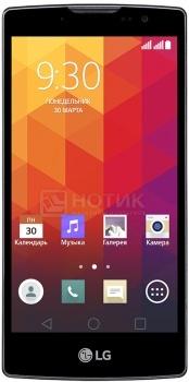 Смартфон LG Spirit H422 White (Android 5.0/MT6582 1300MHz/4.7 (1280x720)/1024Mb/8Gb/ 3G (EDGE, HSDPA, HSPA+)) [LGH422.ACISWH]