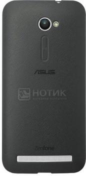 Чехол Asus Bumper Case для ZenFone 2 ZE500CL, Полиуретан, Черный 90XB00RA-BSL2S0