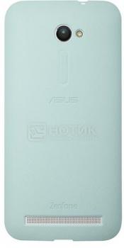 Чехол Asus Bumper Case для ZenFone 2 ZE500CL, Полиуретан, Голубой 90XB00RA-BSL2V0