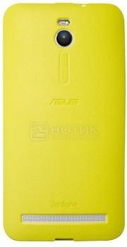 Чехол Asus Bumper Case для ZenFone 2 ZE550ML/ZE551ML, Полиуретан, Желтый 90XB00RA-BSL2W0