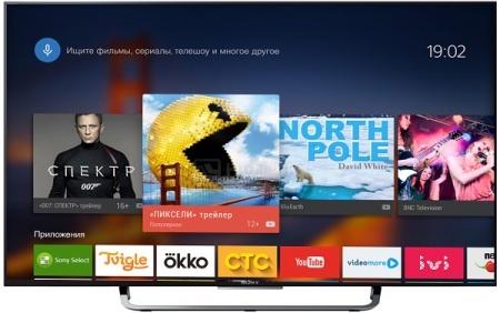 Телевизор SONY 49 KD-49X8305C, 4K UHD, SmartTV, Android TV, Черный