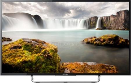 Телевизор SONY 43 KDL-43W756C, Full HD, SmartTV, Android TV, Серебристый