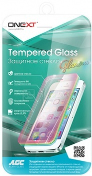 Защитное стекло ONEXT для Apple iPhone 4/4S 40740