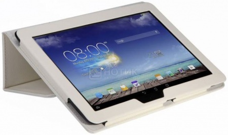 Чехол IT Baggage для планшета Asus ME103K ITASME103K-0, Искусственная кожа, Белый от Нотик