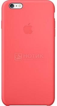 Чехол-накладка для iPhone 6 Plus Apple Silicone Case, Силикон, Розовый MGXW2ZM/AApple<br>Чехол-накладка для iPhone 6 Plus Apple Silicone Case, Силикон, Розовый MGXW2ZM/A<br>