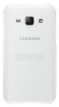 Чехол-накладка Samsung Protective Cover EF-PJ100BWEGRU для Samsung Galaxy J1, Поликарбонат, Белый от Нотик