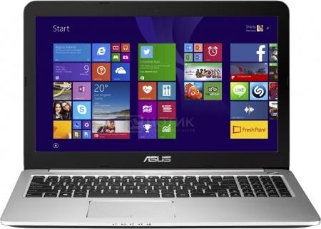 Ноутбук Asus K501LX (15.6 LED/ Core i7 5500U 2400MHz/ 8192Mb/ HDD 1000Gb/ NVIDIA GeForce GTX 950M 2048Mb) MS Windows 8.1 (64-bit) [90NB08Q1-M00710]