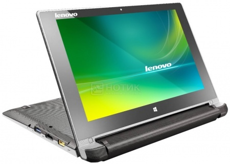 Ультрабук Lenovo IdeaPad Flex 10 (10.1 LED/ Pentium Quad Core N3540 2160MHz/ 4096Mb/ HDD 500Gb/ Intel HD Graphics 64Mb) Free DOS [59442934]Lenovo<br>10.1 Intel Pentium Quad Core N3540 2160 МГц 4096 Мб DDR3-1333МГц HDD 500 Гб Free DOS, Черный<br>