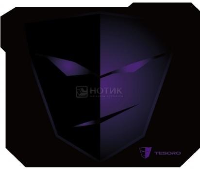 Коврик для мыши Tesoro Aegis X2, Черный/Фиолетовый