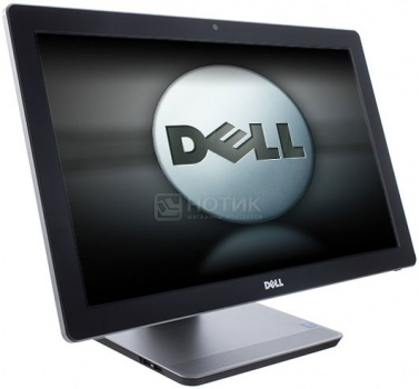 Моноблок Dell Inspiron One 2350 (23.0 LED/ Core i7 4710MQ 2500MHz/ 16384Mb/ HDD+SSD 1000Gb/ AMD Mobility Radeon HD 8690A 2048Mb) MS Windows 8.1 (64-bit) [2350-7207]