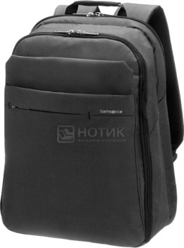 "Рюкзак 15-16"" Samsonite 41U*18*007, Полиэстер, Черный"