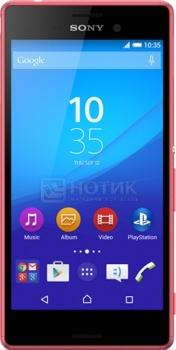 Защищенные смартфоны Sony Xperia M4 Aqua Coral (Android 5.0/MSM8939 1500MHz/5.0