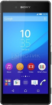 Защищенные смартфоны Sony Xperia Z3 Plus E6553 Black (Android 5.0/MSM8994 2000MHz/5.2 1920x1080/3072Mb/32Gb/4G LTE ) [1294-2907]