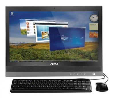 Моноблок MSI Wind Top AP200-236RU (20.0 LED/ Pentium Dual Core G3250 3200MHz/ 4096Mb/ HDD 500Gb/ Intel HD Graphics 64Mb) Free DOS [9S6-AA7511-236]