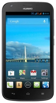 "Смартфон Huawei Ascend Y600 Black (Android 4.2/MT6572 1300MHz/5.0"" (854x480)/512Mb/4Gb/ 3G (EDGE, HSDPA, HSPA+)) [Y600-U20 Black] от Нотик"
