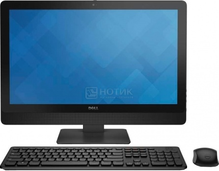 Моноблок Dell Inspiron 5348 (23.0 IPS (LED)/ Core i3 4170 3700MHz/ 4096Mb/ HDD 1000Gb/ AMD Radeon R7 A265 2048Mb) MS Windows 8.1 (64-bit) [5348-8099]