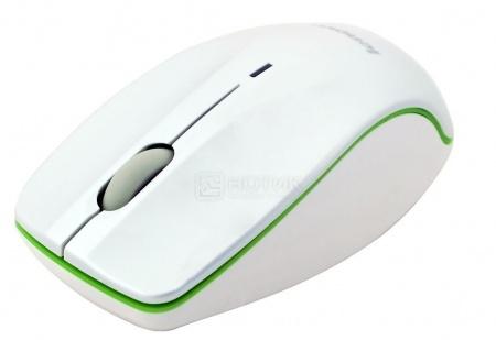 Мышь беспроводная Lenovo Optical Mouse N30A, 1000dpi, Белый 888009888 от Нотик