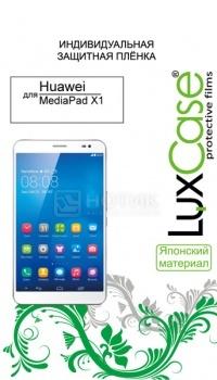 Защитная пленка LuxCase для Huawei MediaPad X1, Суперпрозрачная