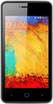 Смартфон ZTE Blade GF3 Black (Android 5.0/SC7731G 1200MHz/4.5