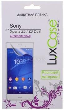 Защитная пленка LuxCase для Sony Xperia Z3+/Z3+ Dual Антибликовая