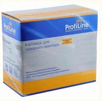 Картридж ProfiLine PL-CLI-521C для Canon Pixma IP3600 IP4600 MP540 MP620 MP630 MP980, Голубой картридж profiline pl cli 521m для canon pixma ip3600 ip4600 mp540 mp620 mp630 mp980 пурпурный