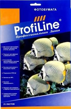 Фотобумага ProfiLine матовая, А4, 230 г/м2, 2880 dpi, 50 листов БМ-230-А4-50