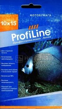 Фотобумага ProfiLine микропористая глянцевая, 10х15 см, 260 г/м2, 5760 dpi (Mi), 500 листов БГ-260-10х15-м-500