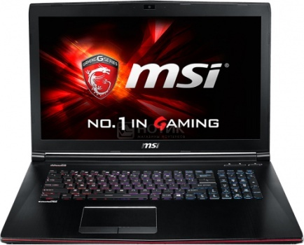 Ноутбук MSI GE72 2QE-202RU Apache Pro (17.3 LED/ Core i7 5700HQ 2700MHz/ 8192Mb/ HDD 1000Gb/ NVIDIA GeForce GTX 965M 2048Mb) MS Windows 8.1 (64-bit) [9S7-179111-202]MSI<br>17.3 Intel Core i7 5700HQ 2700 МГц 8192 Мб DDR3-1600МГц HDD 1000 Гб MS Windows 8.1 (64-bit), Черный<br>