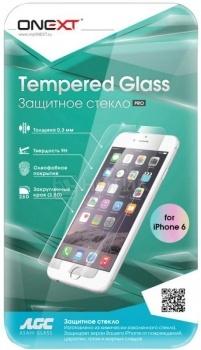 Защитное стекло ONEXT для Apple iPhone 6 40785