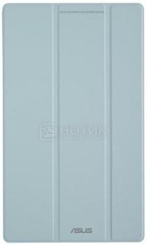 Чехол для планшета Asus Fonepad C 8.0 TriCover, Полиуретан/Поликарбонат, Голубой 90XB015P-BSL330Asus<br>Чехол для планшета Asus Fonepad C 8.0 TriCover, Полиуретан/Поликарбонат, Голубой 90XB015P-BSL330<br>