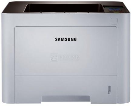Принтер лазерный монохромный Samsung SL-M3820ND, A4, 38 стр./мин, 128Mb, USB, LAN, Белый/Черный SL-M3820ND/XEV, арт: 40999 - Samsung