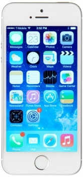 Смартфон Apple iPhone 5S 16Gb Silver (как новый) (iOS/A7 1300MHz/4.0