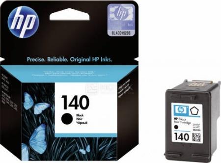 Картридж HP 140 для Photosmart C4273 C4283 C4483 C4583 C5283 D5363, 200 стр. Черный CB335HE
