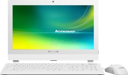 Моноблок Lenovo ThinkCentre S20-00 (19.5 LED/ Celeron Dual Core J1800 2410MHz/ 2048Mb/ HDD 500Gb/ Intel HD Graphics 64Mb) MS Windows 8.1 (64-bit) [F0AY006LRK]Lenovo<br>19.5 Intel Celeron Dual Core J1800 2410 МГц 2048 Мб DDR3-1333МГц HDD 500 Гб MS Windows 8.1 (64-bit), Белый<br><br>Сенсорный экран: нет<br>Разрешение экрана: (1600x900)<br>Размер экрана: 19<br>Тип: Моноблок<br>Установленная ОС: MS Windows 8.1 (64-bit)<br>Wi-Fi: да<br>Интерфейс USB 3.0: да<br>Интерфейс FireWire: нет<br>Интерфейс DVI: нет<br>Интерфейс HDMI: да<br>Кардридер: да<br>Тип оптического привода: DVD±RW<br>Размер видеопамяти Мб: 64<br>Видеопроцессор: Intel HD Graphics<br>Твердотельный диск (SSD): нет<br>Объем жесткого диска Гб: 500<br>Тип памяти: DDR3<br>Размер оперативной памяти Гб: 2<br>Частота процессора МГц: 2410<br>Тип процессора: Intel Celeron Dual Core