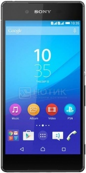 Защищенные смартфоны Sony Xperia Z3 Plus Dual Black (Android 5.0/MSM8994 2000MHz/5.2