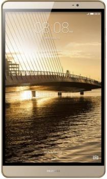 "Планшет Huawei MediaPad M2 8.0 LTE (Android 5.1/Kirin 930 2000MHz/8.0"" 1920x1200/3072Mb/32Gb/4G LTE  ) [M2-801L Gold] от Нотик"