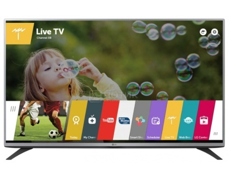 Телевизор LG 43 43LF590V LED, Full HD, Smart TV, Серебристый