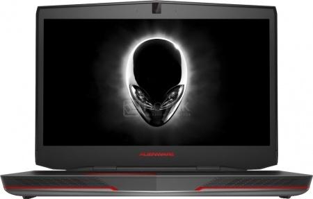 Ноутбук Dell Alienware A17 (17.3 LED/ Core i7 4980HQ 2800MHz/ 16384Mb/ HDD+SSD 1000Gb/ NVIDIA GeForce® GTX 980M 4096Mb) MS Windows 8.1 (64-bit) [A17-8482]