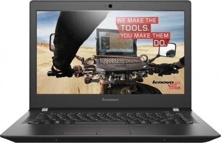Ноутбук Lenovo E31-70 (13.3 LED/ Celeron Dual Core 3205U 1500MHz/ 4096Mb/ HDD 500Gb/ Intel HD Graphics 64Mb) MS Windows 8.1 (64-bit) [80KX00E3RK] от Нотик