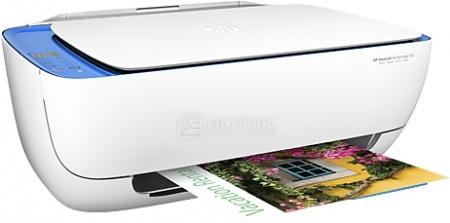 МФУ струйное цветное HP Deskjet Ink Advantage 3635, A4, 20/16 стр/мин, USB, WiFi, Белый F5S44C