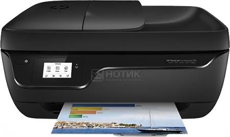 МФУ струйное цветное HP Deskjet Ink Advantage 3835, A4, ADF, 20/16 стр/мин, 512Мб, факс, USB, WiFi, Черный F5R96C