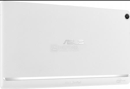 Чехол-накладка Asus Zen Case для ZenPad 8.0 Z380C/Z380KL, Поликарбонат, Белый 90XB015P-BSL3G0