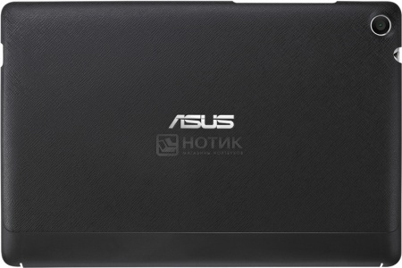 Чехол для планшета Asus ZenPad S 8.0 Z580C/Z580CA TriCover, Полиуретан/Поликарбонат, Черный 90XB015P-BSL340