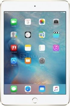 Планшет Apple iPad Mini 4 16Gb Wi-Fi Gold (iOS/A8 1500MHz/7.9