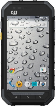 Защищенные смартфоны Cat S30 Black (Android 5.1/MSM8909 1100MHz/4.5* 854x480/1024Mb/8Gb/4G LTE ) [CAT S30], арт: 41373 - CAT