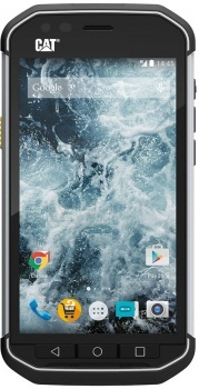 "Защищенные смартфоны Cat S40 Black (Android 5.1/MSM8909 1100MHz/4.7"" 960x540/1024Mb/16Gb/4G LTE ) [5060280968877] от Нотик"