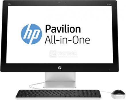 Моноблок HP Pavilion 27-n001ur (27.0 IPS (LED)/ Core i3 4170T 3200MHz/ 4096Mb/ HDD 1000Gb/ AMD Radeon R7 A360 4096Mb) MS Windows 8.1 (64-bit) [M9L19EA]
