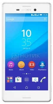 Защищенные смартфоны Sony Xperia M4 Aqua Dual E2312 White (Android 5.0/MSM8939 1500MHz/5.0